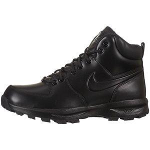 wholesale dealer a1a3d 079ae Nike Shoes - 🆕 Nike Manoa Leather Men s Boots - Black